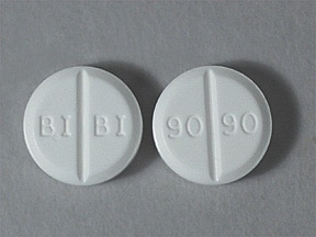MIRAPEX 1 MG TABLET