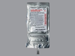 CEFTRIAXONE 2 GM-D5W BAG