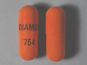 DIAMOX SEQUELS ER 500 MG CAP