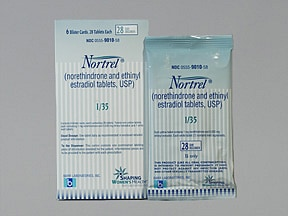 NORTREL 1-35 TABLET