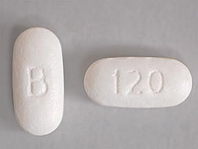 CARDIZEM LA 120 MG TABLET