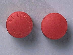 WELLBUTRIN 100 MG TABLET
