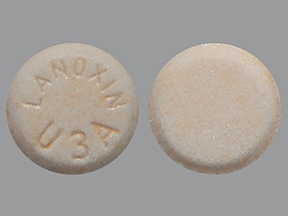 LANOXIN 62.5 MCG TABLET