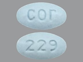 MOLINDONE HCL 10 MG TABLET