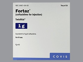 FORTAZ 1 GM TWISTVIAL