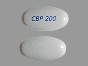 SPECTRACEF 200 MG DOSE PACK TB