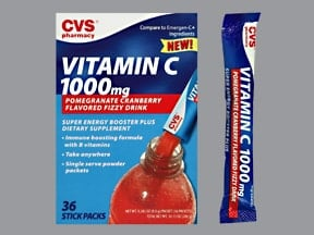 CVS VITAMIN C 1,000 MG POWDER