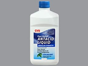 CVS ANTACID LIQUID