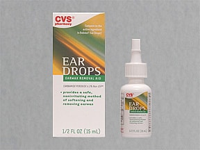 CVS EAR DROPS 6.5%