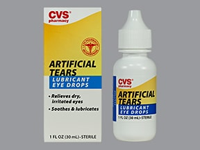 CVS ARTIFICIAL TEARS DROPS