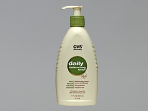 CVS DAILY MOISTURIZING LOTION