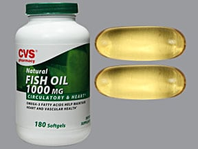Omega 3 fatty acids fish oil oral uses side effects for Fish oil capsules side effects