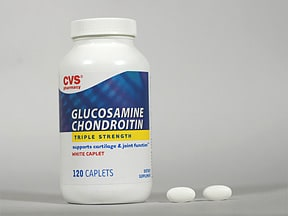 CVS GLUCOSAMINE-CHONDR CAPLET