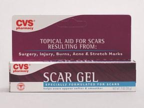 CVS SCAR GEL