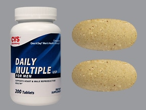 CVS DAILY MULTIPLE TABLET
