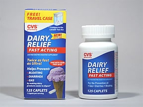 CVS DAIRY RELIEF 9,000 UNITS