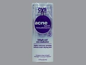 CVS ACNE SPOT TRTMNT 2% CREAM