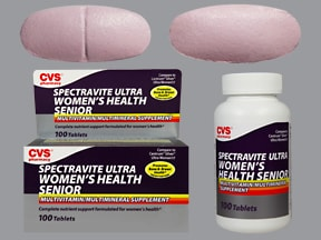 CVS SPECTRAVITE WOMEN'S TABLET