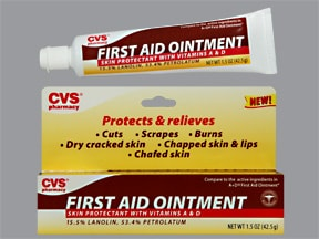 CVS FIRST AID OINTMENT