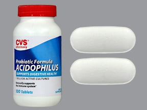 CVS ACIDOPHILUS TABLET