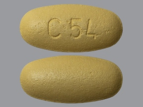 TRIBENZOR 40-5-25 MG TABLET