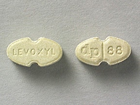 LEVOXYL 88 MCG TABLET