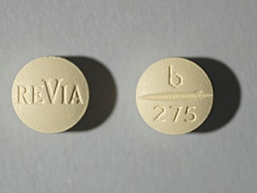 REVIA 50 MG TABLET
