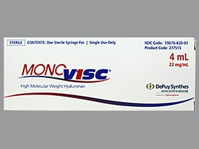 Monovisc Reviews