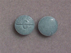 COUMADIN 6 MG TABLET