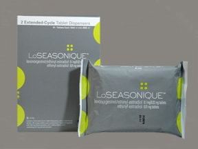 LOSEASONIQUE TABLET