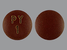 PYRIDIUM 100 MG TABLET