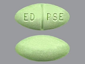 ED-A-HIST PSE TABLET