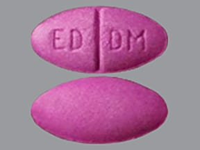 ED A-HIST DM TABLET