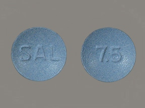 SALAGEN 7.5 MG TABLET