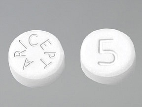 ARICEPT ODT 5 MG TABLET