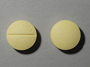 PERCODAN 4.8355-325 MG TABLET