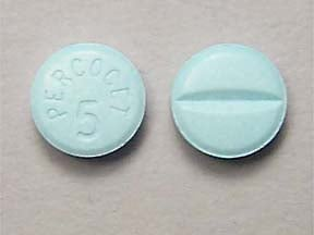 PERCOCET 5-325 MG TABLET