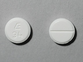 TIZANIDINE HCL 2 MG TABLET
