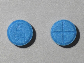 DEXTROAMP-AMPHETAMINE 5 MG TAB