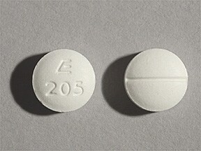 METHIMAZOLE 5 MG TABLET