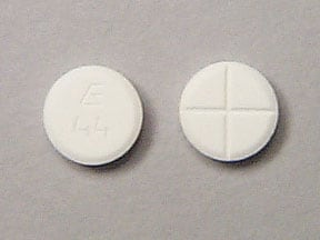 TIZANIDINE HCL 4 MG TABLET