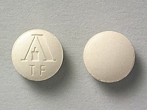 ARMOUR THYROID 120 MG TABLET