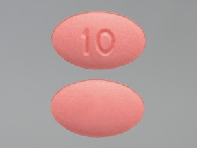 VIIBRYD 10 MG TABLET