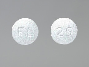 SAVELLA 25 MG TABLET