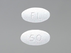 SAVELLA 50 MG TABLET