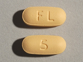 NAMENDA 5 MG TABLET