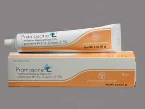 hydrocortisone-pramoxine in emollient topical Drug