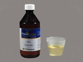 PRIMSOL 50 MG/5 ML ORAL SOLN