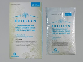 BRIELLYN TABLET