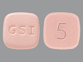 LETAIRIS 5 MG TABLET